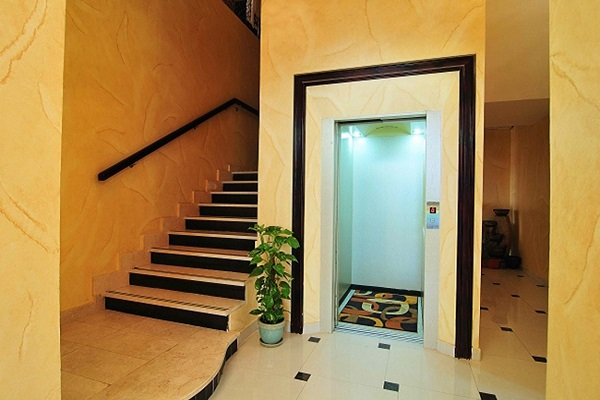 thang máy tại Nghệ An