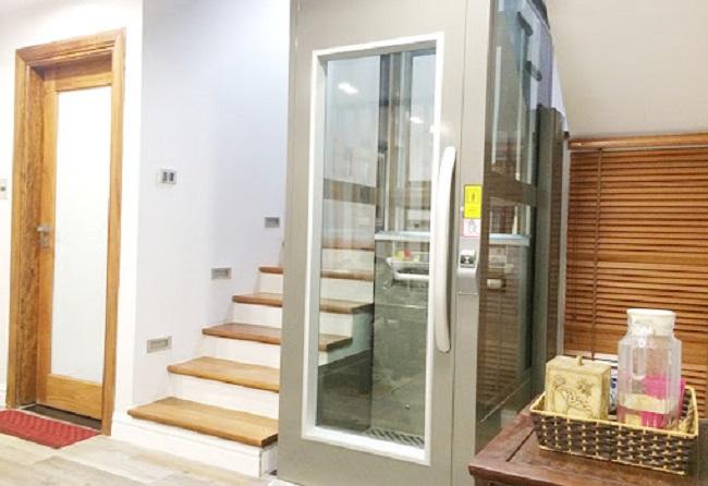 Lắp đặt thang máy gia đình tại Nghệ An giá tốt chất lượng nhất hiện nay
