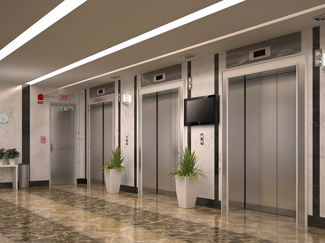 Đặc điểm cần có của thang máy tải khách năm 2020