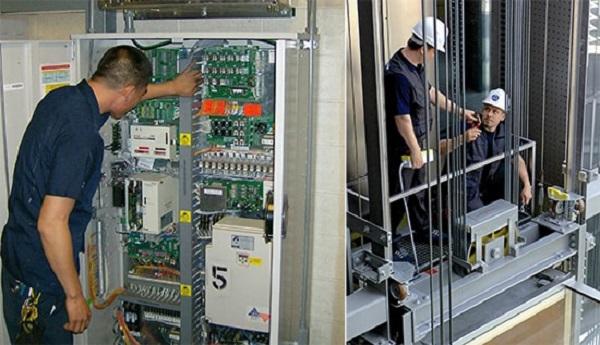 Dịch vụ bảo trì thang máy tại Nghệ An