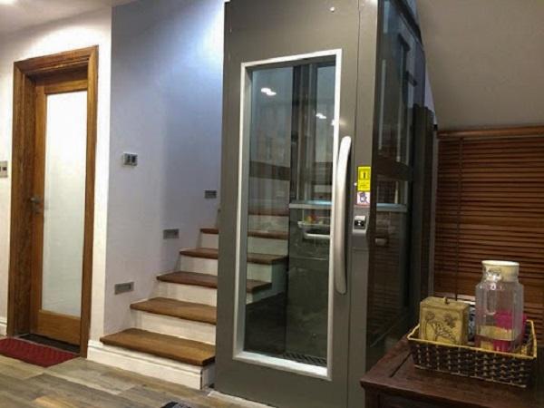 Kinh nghiệm lựa chọn đơn vị lắp đặt thang máy gia đình tại Vinh, Nghệ An