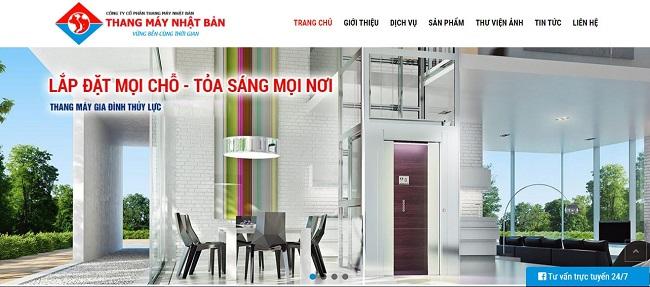 Công ty cung cấp lắp đặt thang máy tại Vinh, Nghệ An uy tín nhất hiện nay